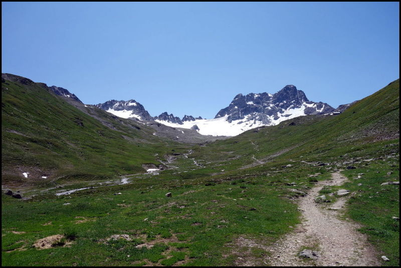 Premier glacier observé